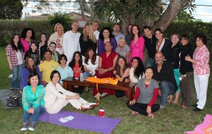 Lecture in Delray Beach, The process of dying, bardo, and rebirth