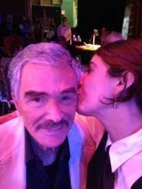 burt reynolds and tiffany