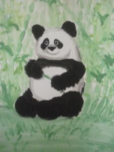 Panda (Watercolors)
