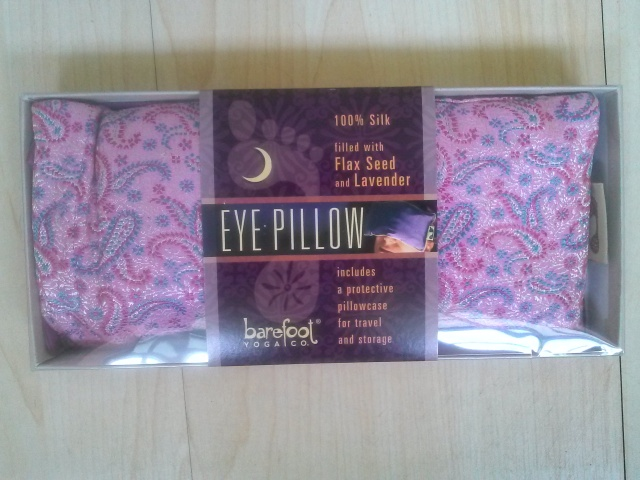 Eye Pillow by Barefoot Yoga Co.