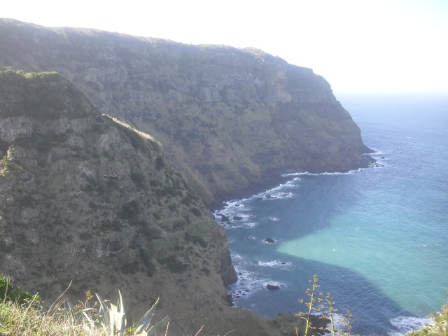 View From TheTop, Hiking, Santa Maria Azores