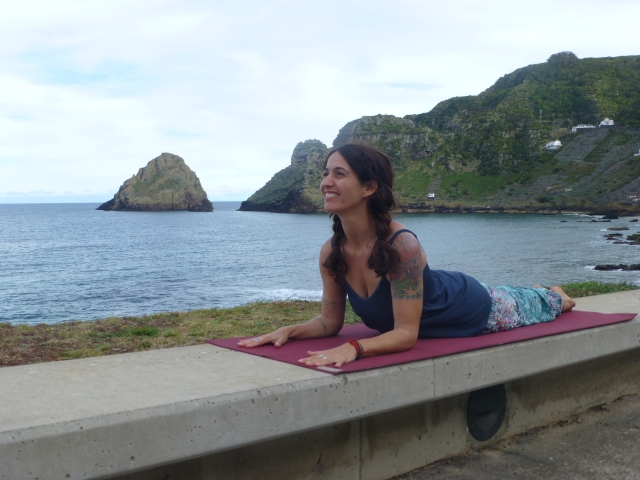 Yoga Asana For Throat Chakra