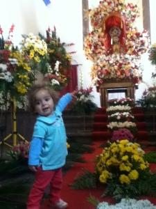 Santo Christ, Santa Maria