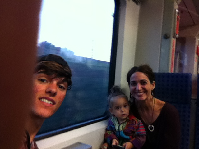 Train To Germany